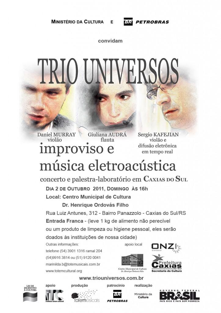 Convite Eletrônico Caxias do Sul