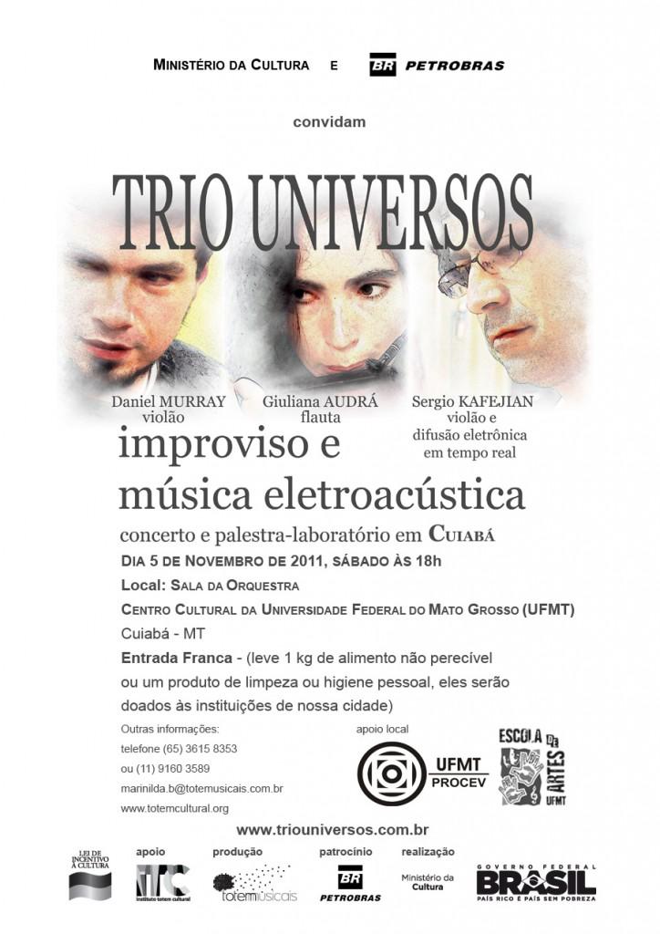Convite Eletrônico Cuiabá