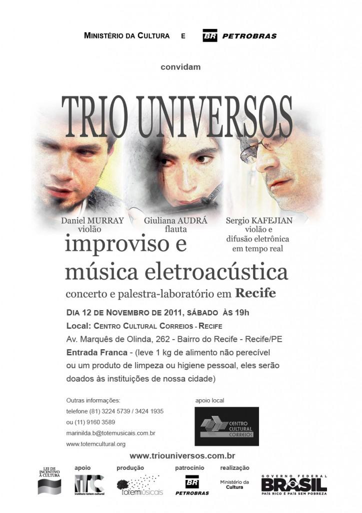 Convite Eletrônico Recife