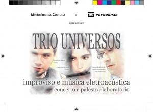 Trio Universos - Filipeta Nordeste