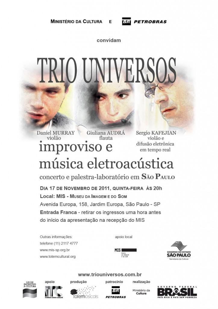 Convite Eletrônico São Paulo